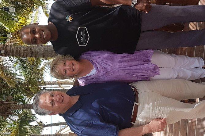 Land & Beach Tour through Providenciales