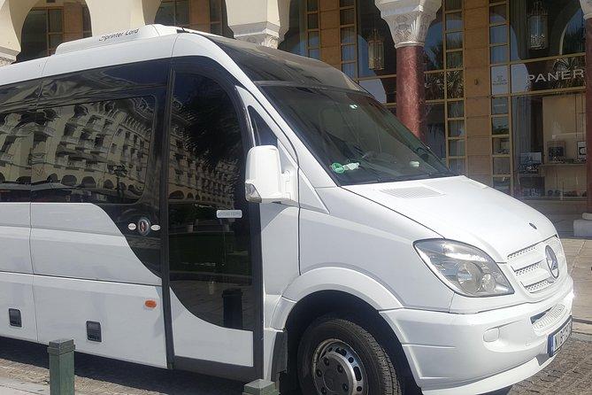 Thessaloniki Airport Transfer - Mini Bus
