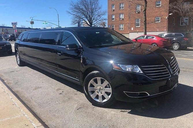 Luxury Stretch Limousine JFK Airport Transfer
