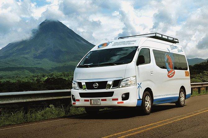 Montezuma to Liberia Airport Private Shuttle