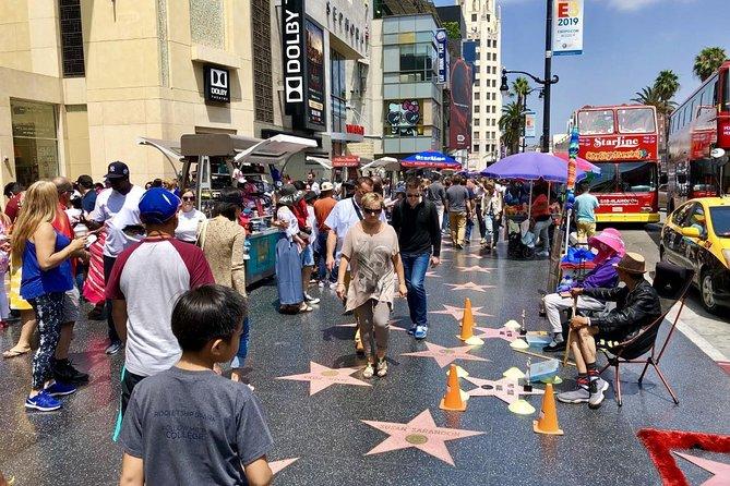 Hollywood Walking Tour