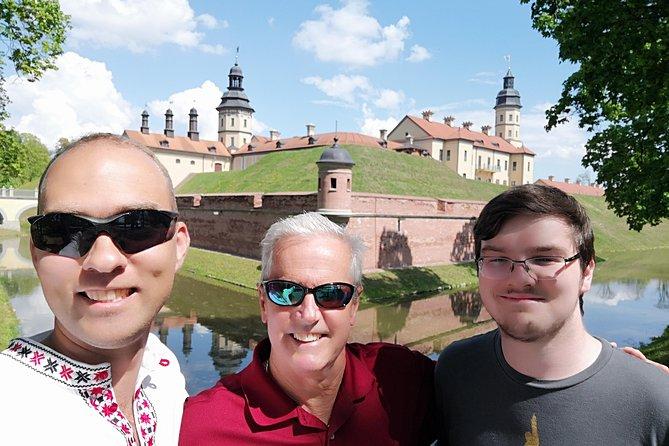 Private transfer Minsk - Niasvizh Palace - Mir Castle