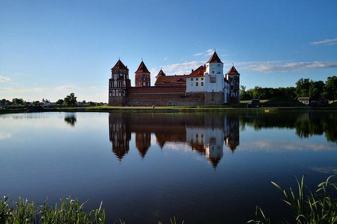Private Niasvizh and Mir Castle tour