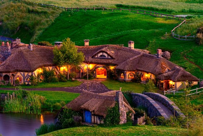 New Zealand : Hobbiton Movie Set Guided Tour