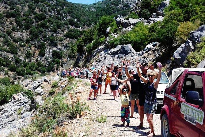 Crete Jeep Safari to the south coast