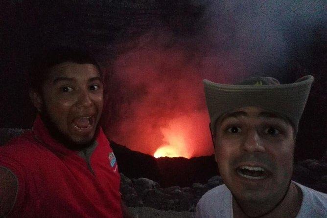 Boat tour + Granada City +Masaya Volcano Night Tour