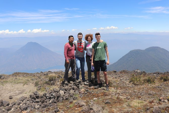 One Day Hike - Atitlán Volcano