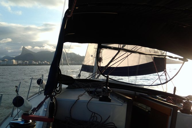 Historic Rio - Morning Sailboat Tour through the Guanabara Bay photo 14