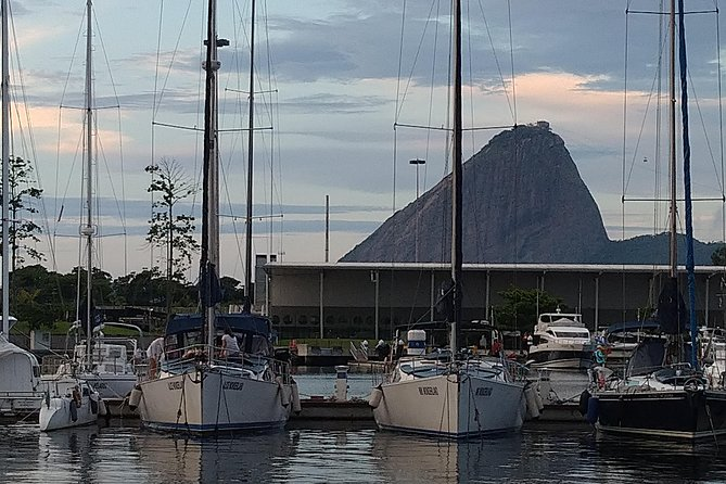 Historic Rio - Morning Sailboat Tour through the Guanabara Bay photo 13