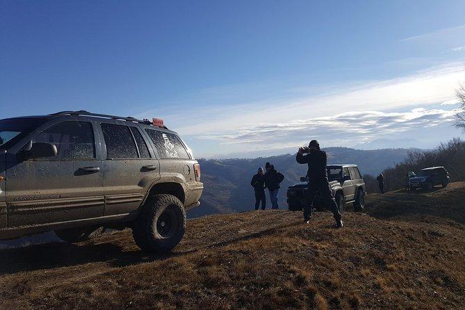 Brasov Off-road Tour