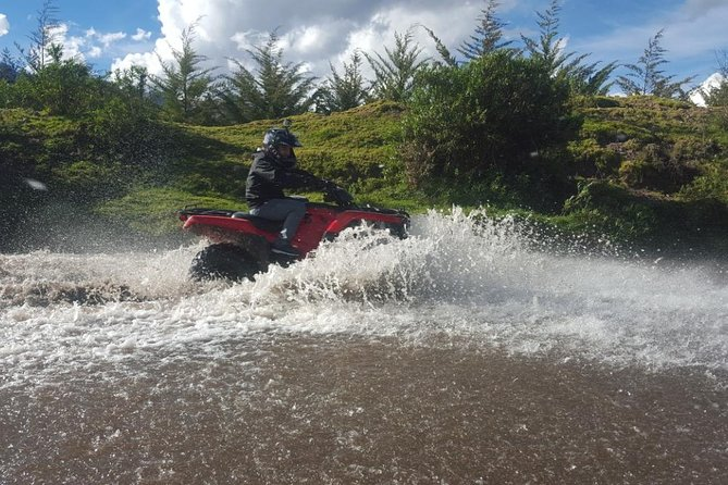 Half-Day ATVs in Killarumiyuc Cusco