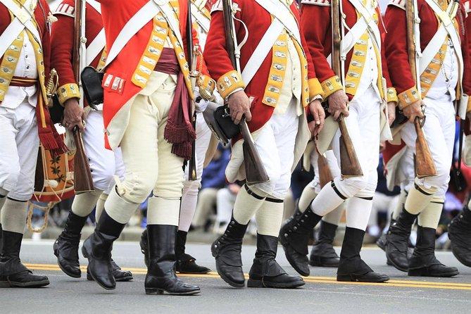 American History Tour: Boston to Cambridge, Concord, and Lexington