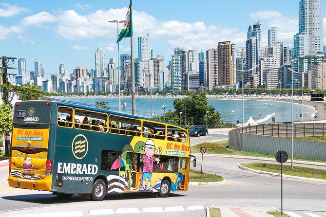 BC by Bus-City Tour Oficial de Balneário Camboriú e Itajaí-Os Melhores Atrativos