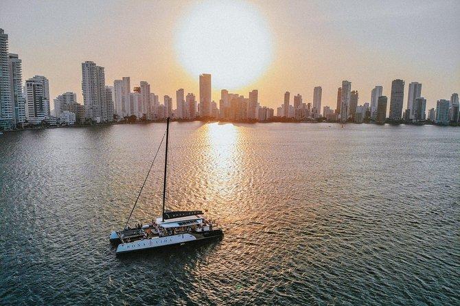 Sunset Cruise in Cartagena