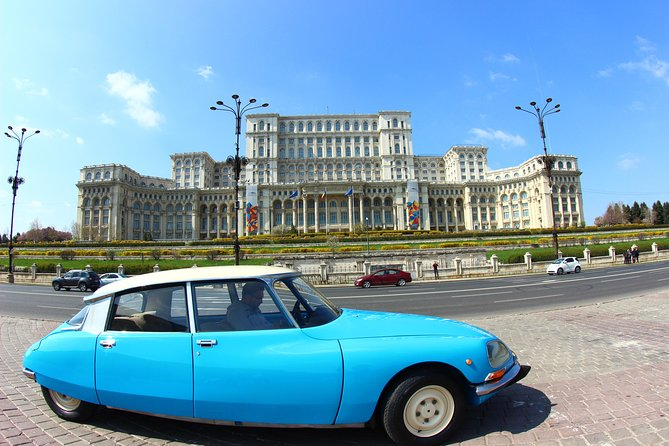 Back in the Communist Bucharest Tour:Parliament Palace + Authentic 80s Apartment