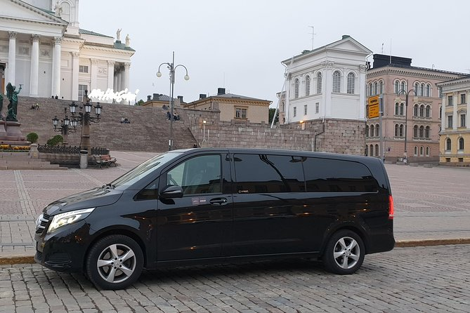 VIP Airport transfers in Helsinki region