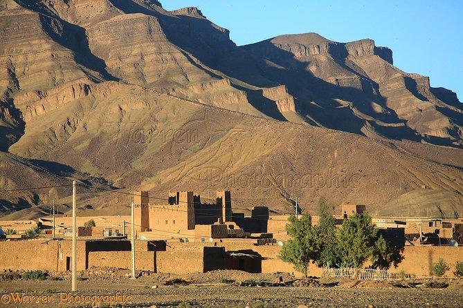 2 days 1 night Sahara From Ouarzazate to Zagora