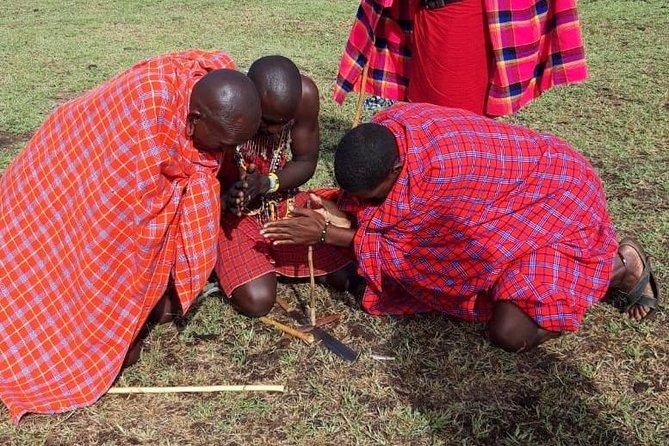 8 Days Tsavo West Amboseli, Nakuru & Mara Safari