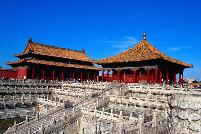Beijing Mutianyu Great Wall & Forbidden City Bus Tour