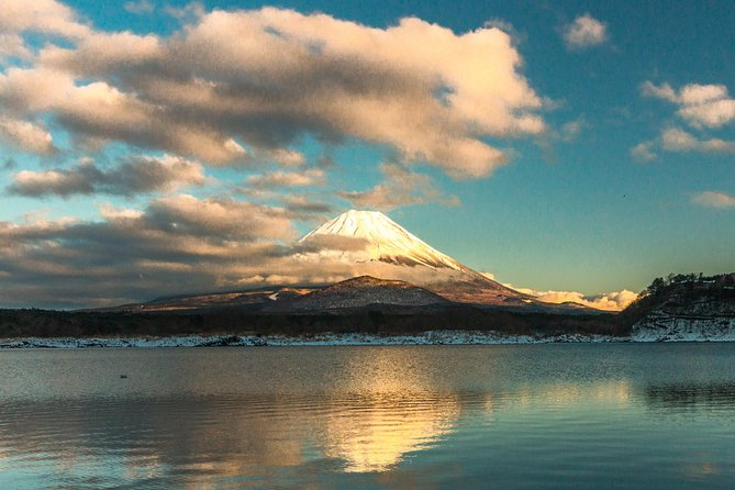 Mt Fuji Area Private Guided Tours in English-Nature up close,quiet,and personal