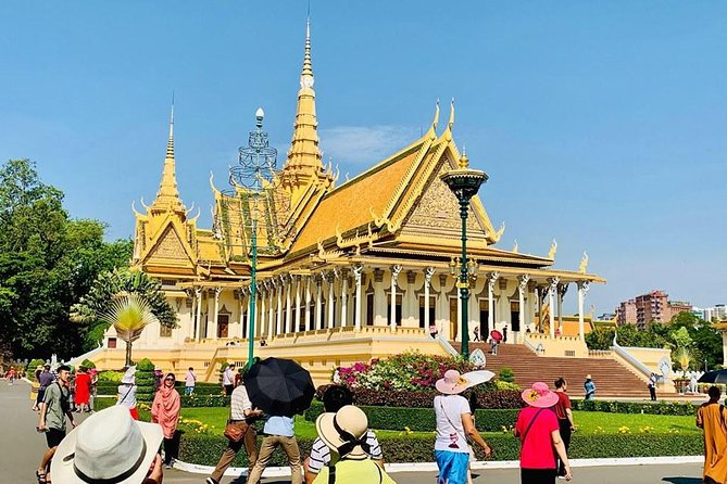 Full-Day Amazing Phnom Penh City Tours