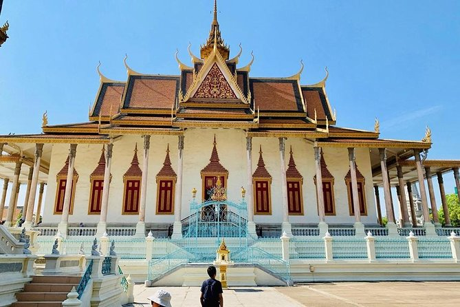 Half-Day Phnom Penh City Tours