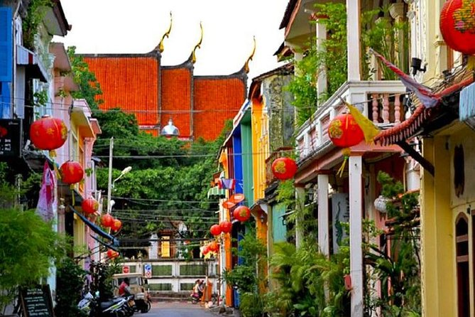 Phuket Best City & Sightseeing Tour
