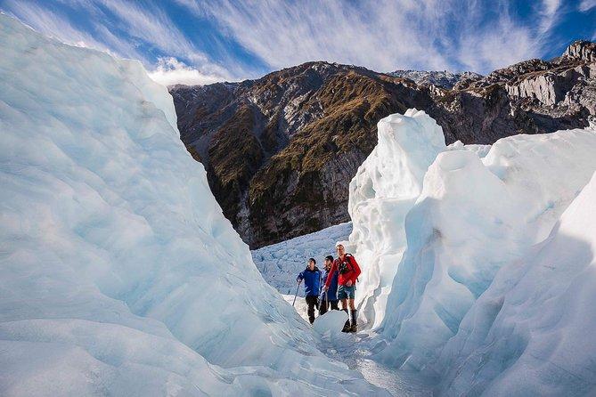 Glacier Heli-Hike