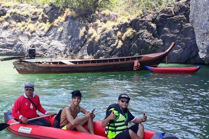 James Bond Sea Canoeing Tour