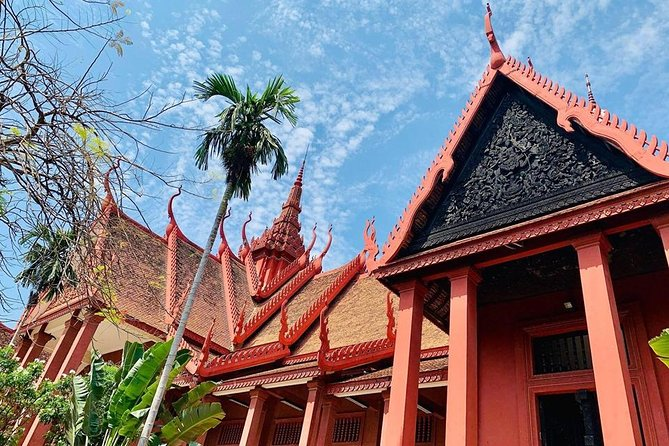 Phnom Penh Vital Discovery-Full Day Tour (Including all services)