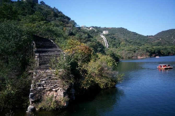 Huanghuacheng Lakeside Wild Great Wall Hiking photo 2