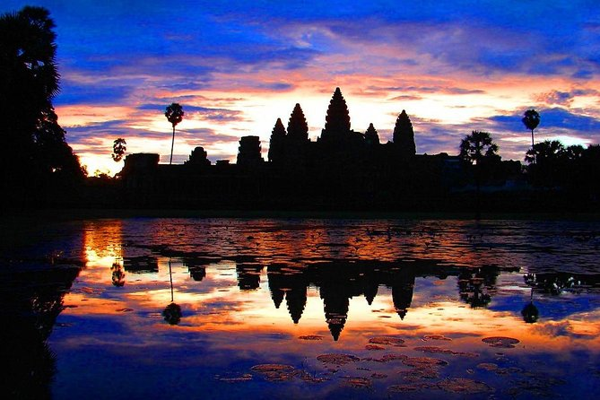One day Angkor temple with sunrise photo 36