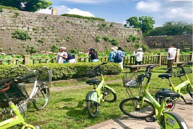 Kagoshima Bicycle Tour with Quiz