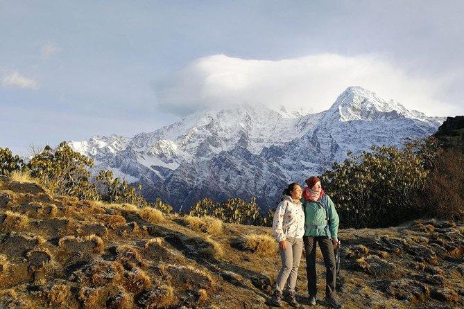 12N/13D Best of Nepal Tour & Poon Hill Trek Package