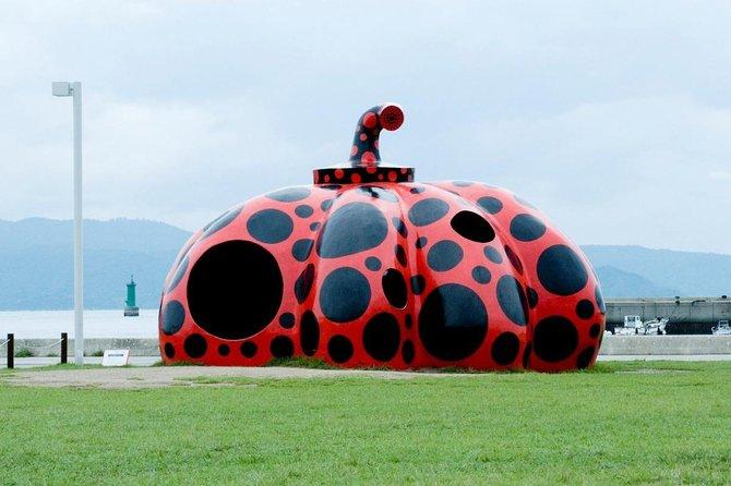 "Naoshima ""Island of Art"" 2-day tour (Round Trip from Kyoto/Osaka)"