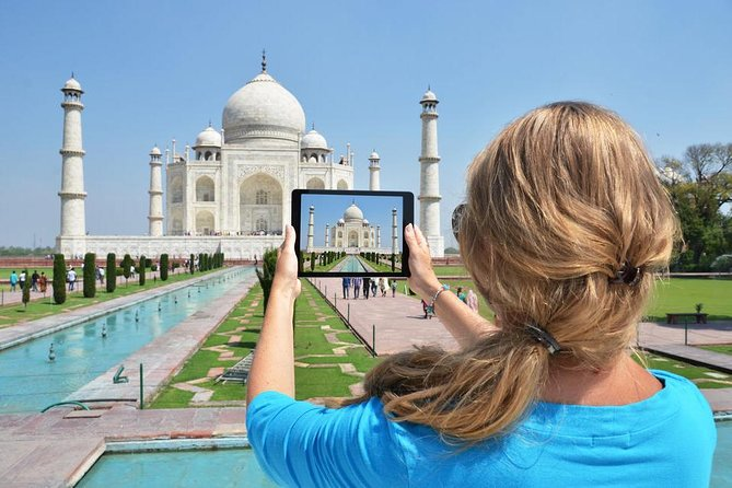 Delhi to Agra and Taj Mahal Private Day Trip by Express Train with Lunch photo 7