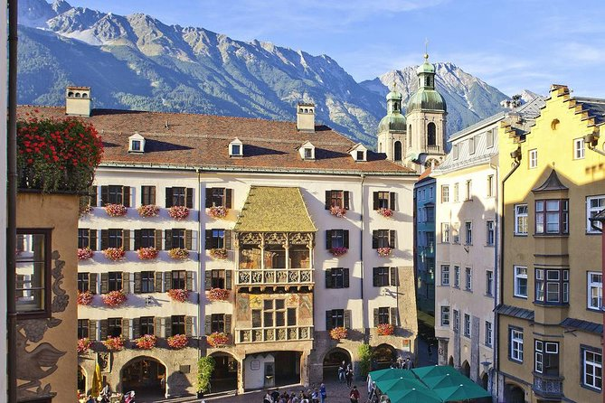 private Innsbruck City Tour - 90 minutes, local Guide