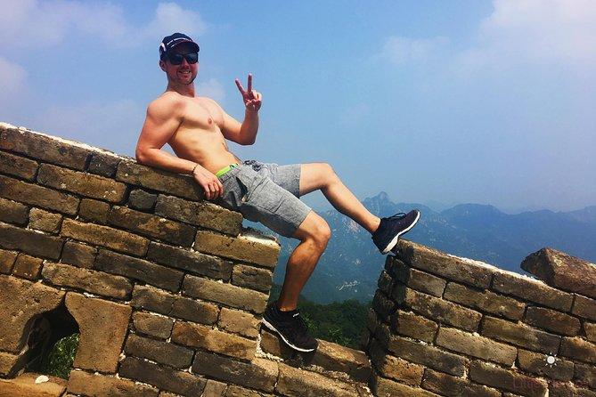 Private Wild Great Wall Hiking Day Tour:10km hiking from Jiankou to Mutianyu