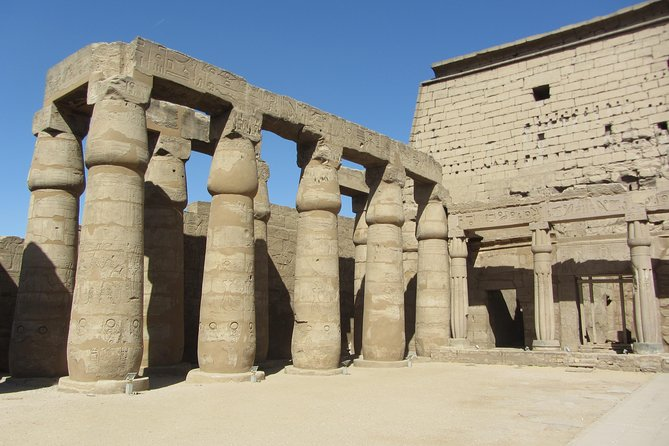 Safaga Port - Luxor Full Day Tour - West Bank and East Bank photo 1