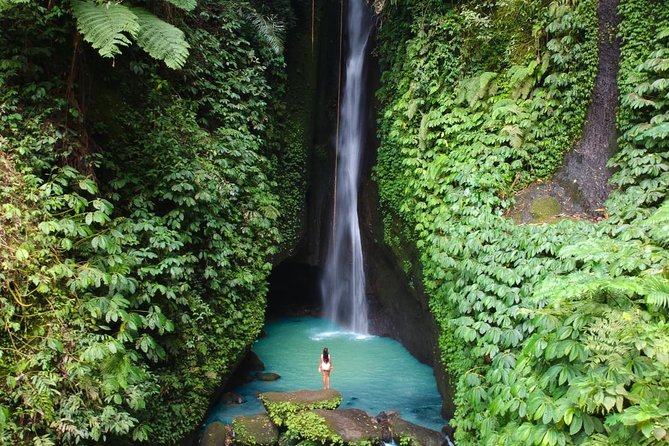 ⭐Bali Secret Waterfall Tour (Private & All-Inclusive)
