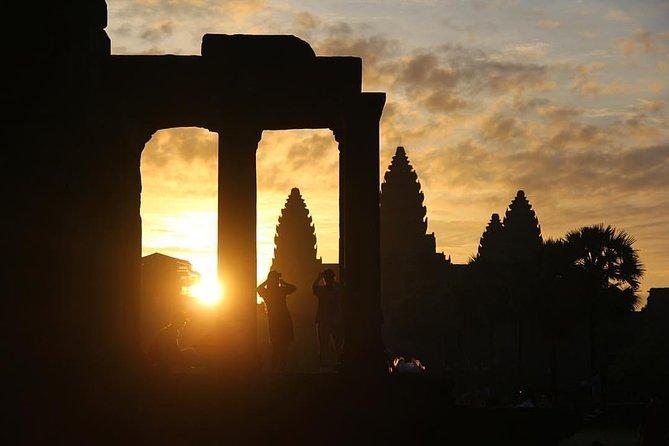 Angkor Wat for Sunrise