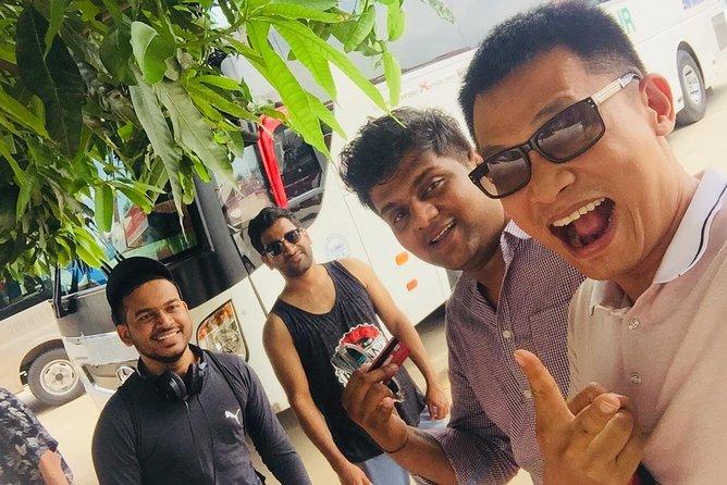 Hanoi to Ninh Binh back Hanoi 1 day)