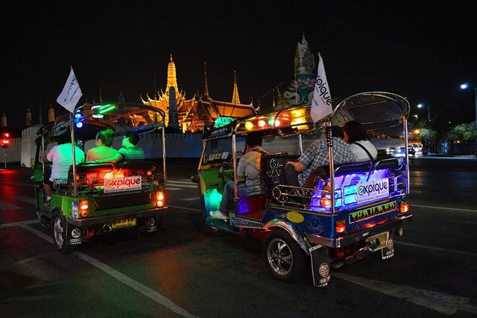 Bangkok by Night Tuk Tuk Tour: Markets, Temples & Food photo 8