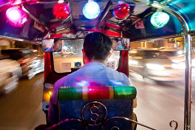 Bangkok by Night Tuk Tuk Tour: Markets, Temples & Food photo 2