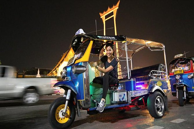 Bangkok by Night Tuk Tuk Tour: Markets, Temples & Food photo 4