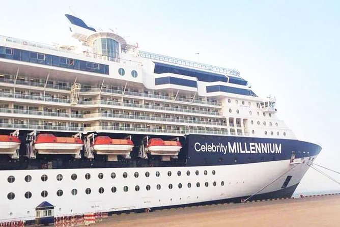 Tianjin International Cruise Port to Beijing Capital Airport by private transfer