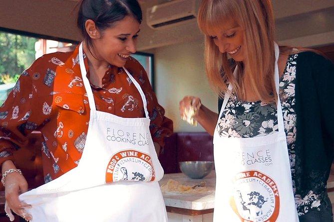 Cooking Masterclass & Food Walking Tour