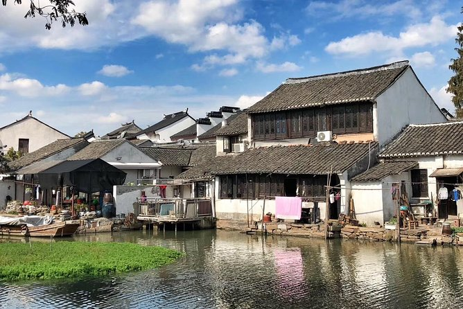 Private Shanghai Water Town and Shanghai Tower Day Tour