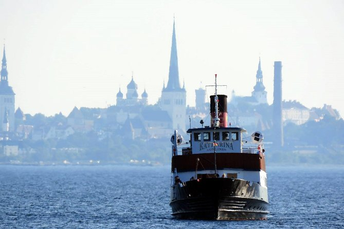 Tallinn Bay Sightseeing Cruise