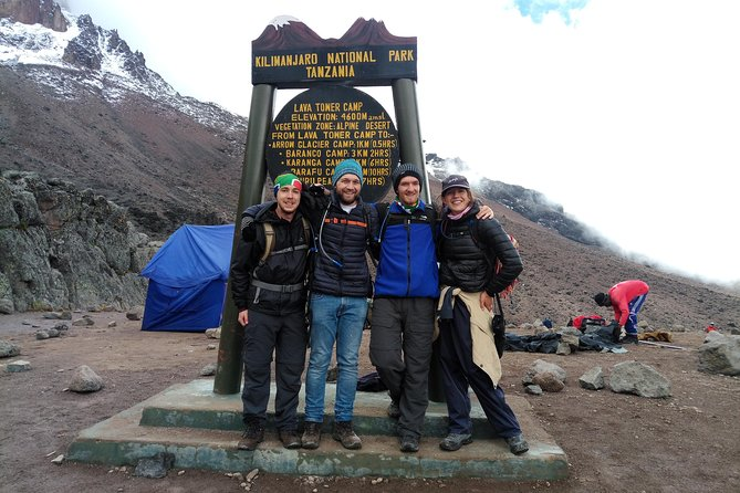 6 days Machame route climbing Mt.Kilimanjaro photo 11